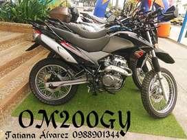 MOTO OM200GY  OFERTA   CHIMASA S.A.