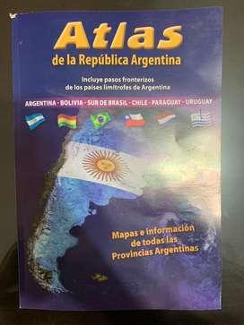 Atlas Rutas Republica Argentina