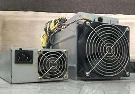 Antminer S9. 14-16THs. Incluye fuente APW3++