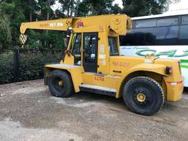Grúa Hyster K220 - 10 tons