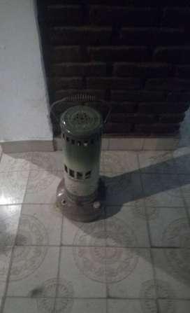Estufa a querosene