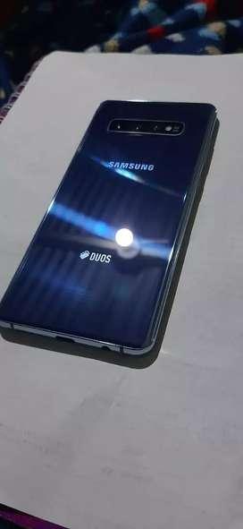 Vendo o cambio Samsung Galaxy s10plus  como nuevo