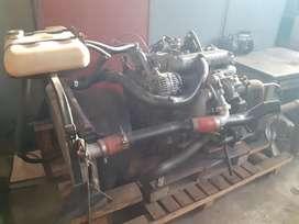 Motor Mwm 4.10 Turbo Intercooler