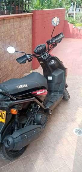 Moto bws en excelente estado