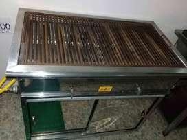 estufa industrial barbacoa