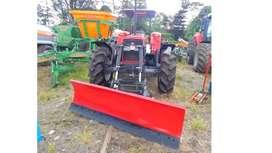 pala defensa para tractor varios oficios.