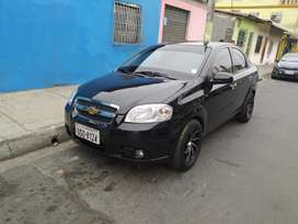 Vendo aveo emotion flamante