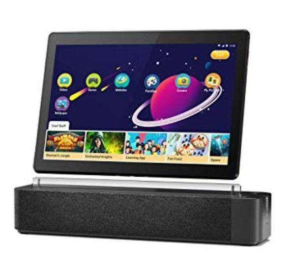 [Nuevo] Lenovo Smart Tab M10 HD 2GB/16GB + Dock Amazon Alexa + Funda + Protector Pantalla 0