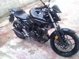 Vendo yamaha mt 03