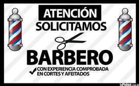 Barbero de Profesion