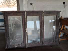 Combo puerta y 2 ventanas