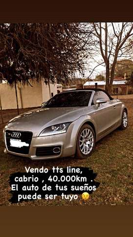 Audi TTS 2012 HERMOSO