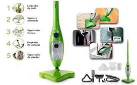 Maquina Limpiadora A Vapor 5 En 1 H2o