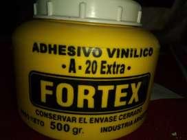 Fortex cola vinílica