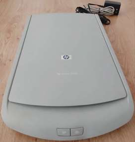 Vendo scaner HP scanjet 2300c