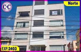 CxC Venta Departamento, El Condado, Norte de Quito, Exp. 2403