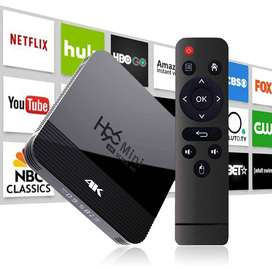 Convierte Smart Tv Box H96 Mini