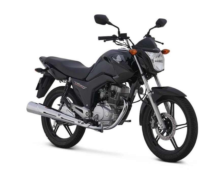Honda Cg 150 Titan  0km Financiado Minimo Anticipo 0
