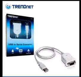 Cable conversor usb serial trendnet Original