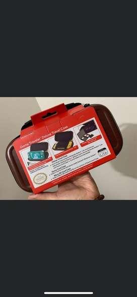 Vendo Case Deluxe Zelda Original nuevo para Nintendo Switch Lite.