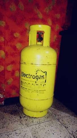 Pipa para gas (Electrogas) de 33 libras
