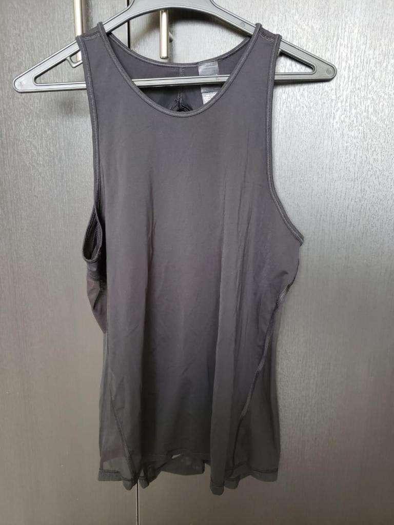 Camiseta Mujer Para Gimnasio Victoria's Secret Talla S 0