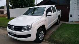 Vendo Amarok 2013 impecable