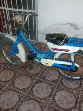 Vendo Moto Bici Pc Corvex Honda 1981