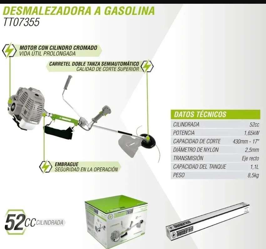DESMALEZADORA DE 52 cc THUNDERTRIM  SUPER PROFESIONAL