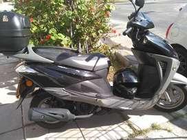 Scooter Zanella styler RT 150cc.