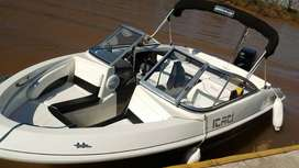 Lancha Quicksilver 1600 - Mercury 90 HP - IMPECABLE.