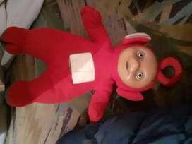 Muñeco Teletubie Rojo Para ñiños