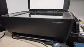 Impresora HP inktank 415 sin cartucho negro