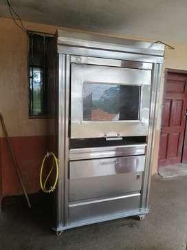 Vendo horno para pollos asados