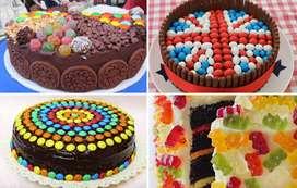 tortas de cumpleaños  x encargue