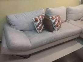 Vendo sofa confortable en L