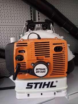 Potente Sopladora Stihl Original BR 420 envíos a todo el país