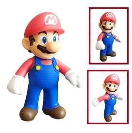 Figura Mario Bros Colección Mario Juguete Figuras