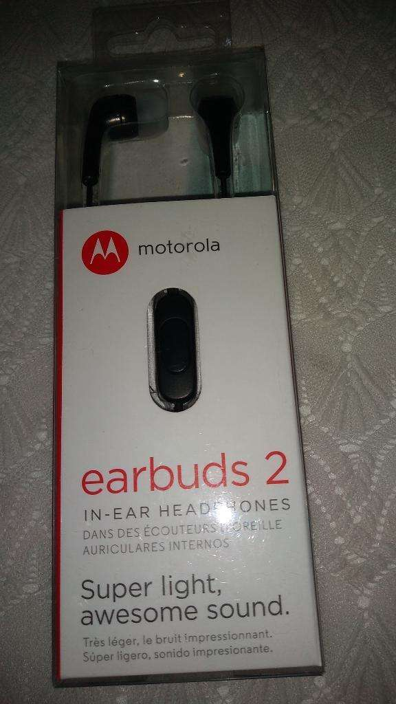 Auricular Motorola Original 0