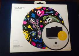Tableta Digitalizadora Wacom Intuos S Pen CTL-4100 Negra