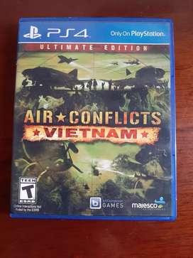 Air Conflicts Vietnam para PS4