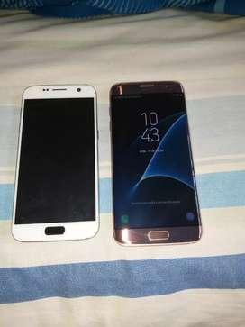 Samsung s7 normal totalmente funcional y sin ningún detalle, se aceptan ofertas