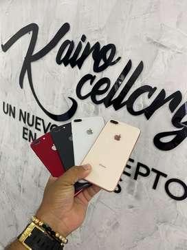 Iphone 8 plus todos los coñores disponibles