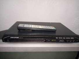 DVD + control