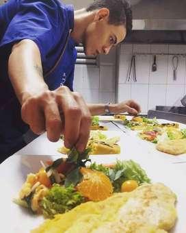 Chef con experiencia certificada