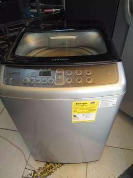 Lavadora digital Samsung 20 libras usada en muy buen estado