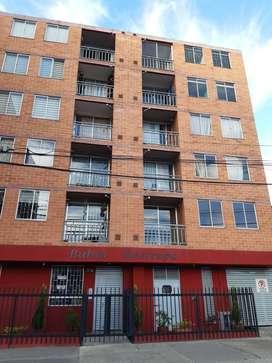 Hermoso apartamento para estrenar bien ubicado carca a estación de transmilenio con balcon, techo pvc luz led y ascensor