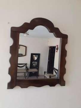 Hp espejo vintage