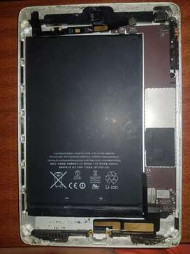 Ipad mini A1432 para repuesros