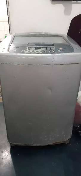 Lavadora automática de 15 kg